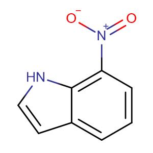 7-Nitroindole,CAS No. 6960-42-5.