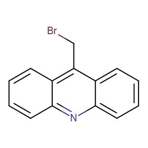 9-(bromomethyl)acridine,CAS No. 1556-34-9.