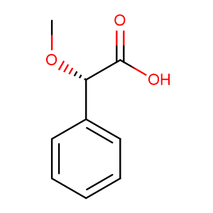 (S)-2-methoxy-2-phenylacetic acid,CAS No. 26164-26-1.