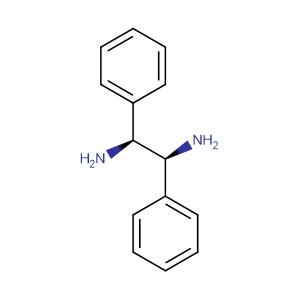 (1S,2S)-(-)-1,2-diphenylethylenediamine,CAS No. 29841-69-8.