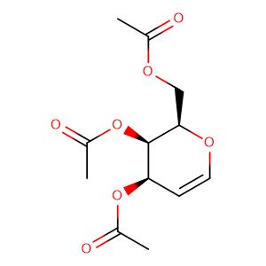 3,4,6-tri-O-acetyl-D-galactal,CAS No. 4098-06-0.
