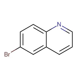 6-Br-quinoline,CAS No. 5332-25-2.