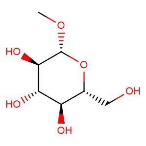 methyl-β-D-galactopyranoside,CAS No. 709-50-2.