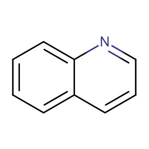 quinoline,CAS No. 91-22-5.