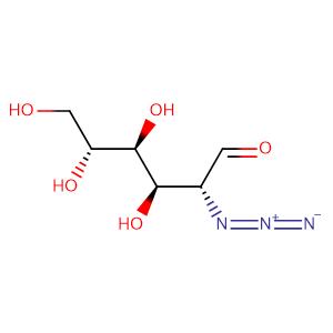 2-Azido-2-deoxy-D-glucose,CAS No. 56883-39-7.