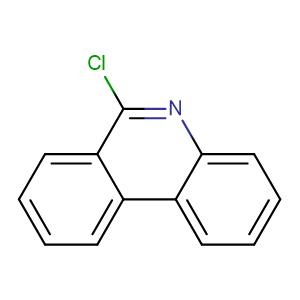 6-Chlorophenanthridine,CAS No. 15679-03-5.