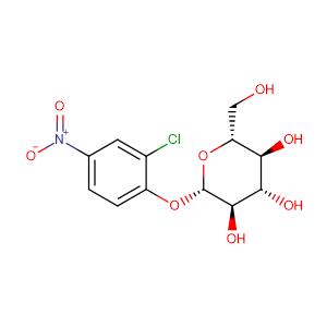 (2S,3R,4S,5S,6R)-2-(2-Chloro-4-nitrophenoxy)-6-(hydroxymethyl)tetrahydro-2H-pyran-3,4,5-triol,CAS No. 120221-14-9.