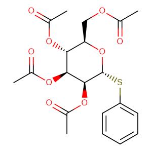 Phenyl 2,3,4,6-Tetra-O-acetyl-1-thio-a-D-mannopyranoside,CAS No. 108032-93-5.