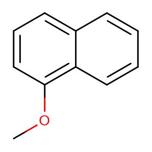 1-Methoxynaphthalene,CAS No. 2216-69-5.