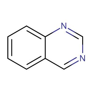Quinazoline,CAS No. 253-82-7.