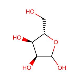 (2S,3S,4S)-2,3,4,5-Tetrahydroxypentanal,CAS No. 24259-59-4.