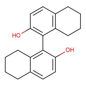 (R)-2,2'-dihydroxy-5,5',6,6',7,7',8,8'-octahydro-1,1'-binaphthyl,CAS No. 65355-00-2.