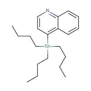 4-(Tributylstannyl)quinoline,CAS No. 1272412-64-2.