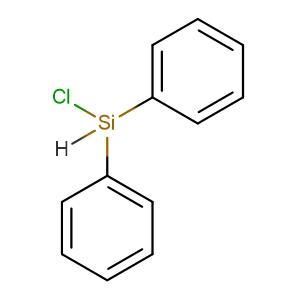 Chlorodiphenylsilane,CAS No. 1631-83-0.
