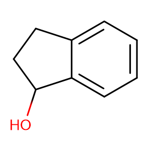 1-hydroxyindan,CAS No. 6351-10-6.