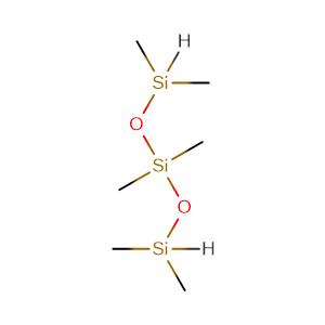1,1,3,3,5,5-HEXAMETHYLTRISILOXANE,CAS No. 1189-93-1.