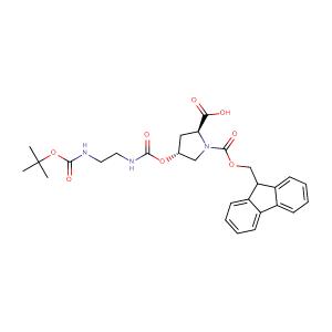 FMOC-L-HYP(BOM)-OH,CAS No. 187223-15-0.
