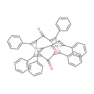 Tris(dibenzylideneacetone)dipalladium(0),CAS No. 51364-51-3.