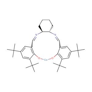 (S,S)-(+)-N,N′-Bis(3,5-di-tert-butylsalicylidene)-1,2-cyclohexanediaminocobalt(II),CAS No. 188264-84-8.
