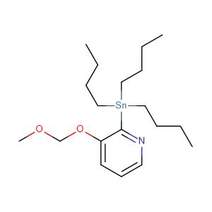 3-Methoxymethoxy-2-tributylstannylpyridine;3-Methoxymethoxy-2-tributylstannanyl-pyridine,CAS No. 405137-20-4.