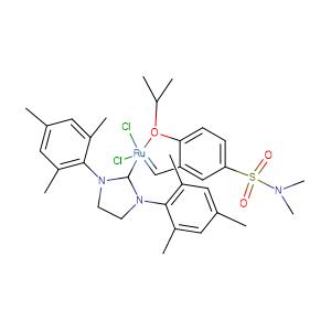 Dichloride Zhan catalyst 1B,CAS No. 918870-76-5.