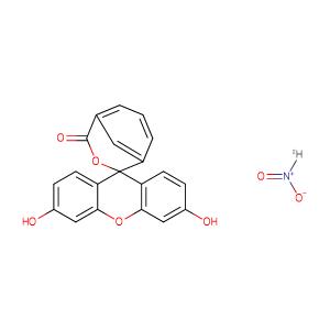 3',6'-dihydroxy-5(or 6)-nitro-Spiro[isobenzofuran-1(3H),9'-[9H]xanthen]-3-one,CAS No. 78512-32-0.