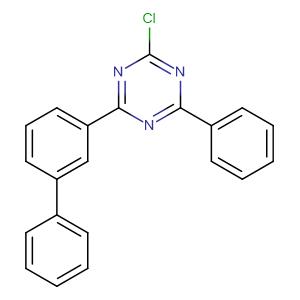 2-chloro-4-(biphenyl-3-yl)-6-phenyl-1,3,5-triazine,CAS No. 1689576-03-1.