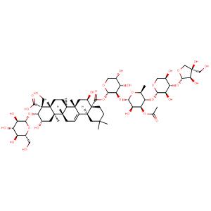 platyconic acid B,CAS No. 1256935-28-0.