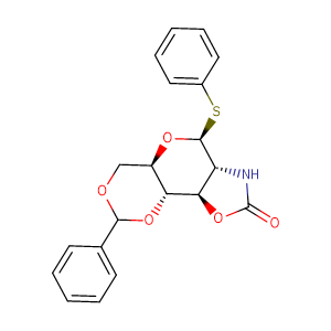 (1S,2R,6R,7S,9R)-12-phenyl-7-(phenylsulfanyl)-3,8,11,13-tetraoxa-5-azatricyclo[7.4.0.0²,⁶]tridecan-4-one,CAS No. 371123-25-0.