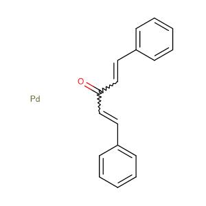 tris-(dibenzylideneacetone)dipalladium(0),CAS No. 51364-51-3.